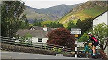 SD3097 : At Yewdale Bridge, Coniston by Jonathan Billinger