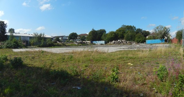 The former site of Bullwood