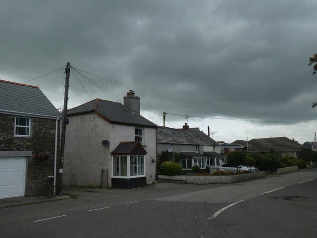 Houses in Hallworthy