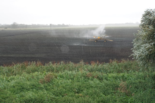 Watering the fens