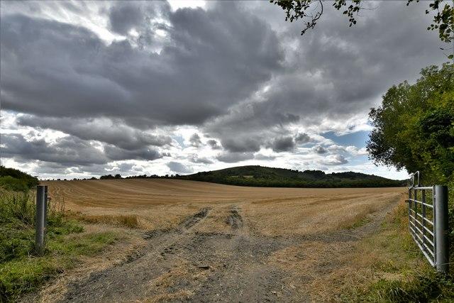 Old Burghclere, Manor Farm