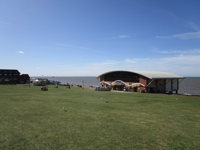 The Green and Pier, Hunstanton