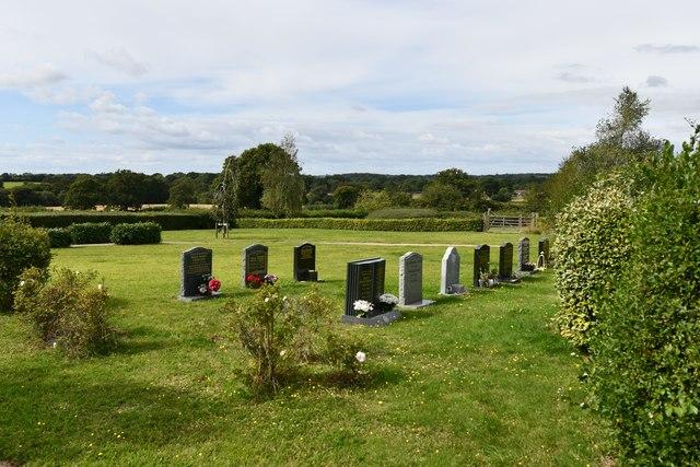 Tadley Cemetery