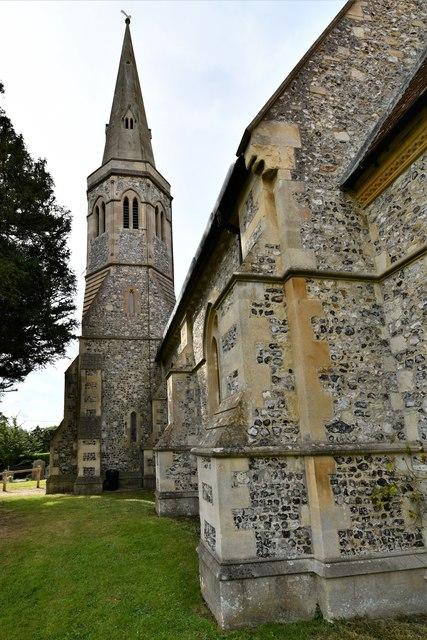 Baughurst, St. Stephen's Church