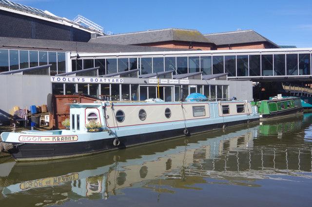 Tooley's Boatyard, Banbury