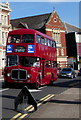 ST1067 : Old-timer in Barry not going to Treorchy by Jaggery