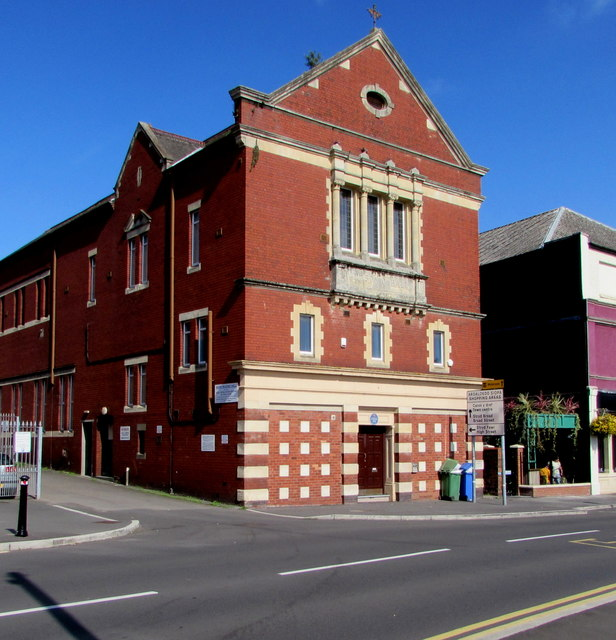 Barry Masonic Hall, Broad Street, Barry