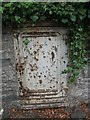 SH5972 : Really old rusty electrical cabinet at Porth Penrhyn, Bangor by Meirion