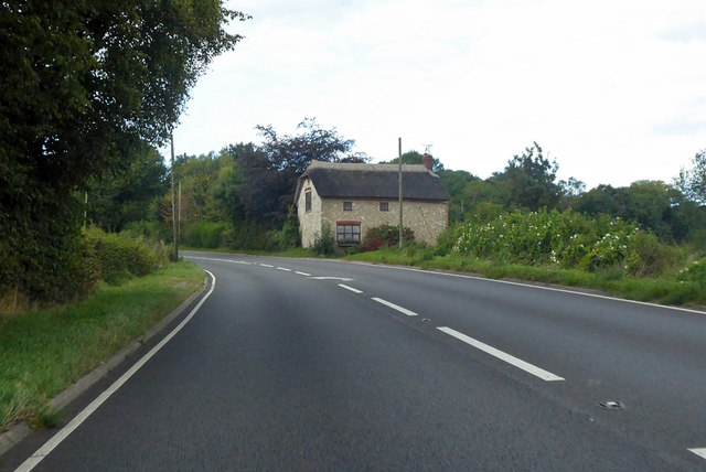 Cottage on A303