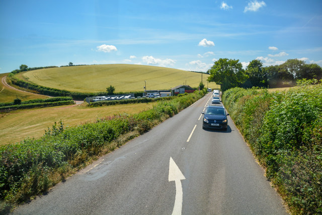 Berry Pomeroy : The A385