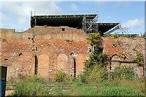 SP0388 : Soho Foundry buildings, power house site by Alan Murray-Rust