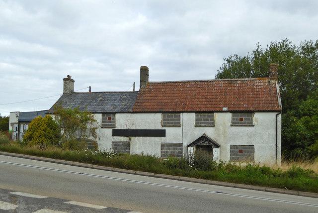 Former Hillside Cafe and Tea Rooms, Ham