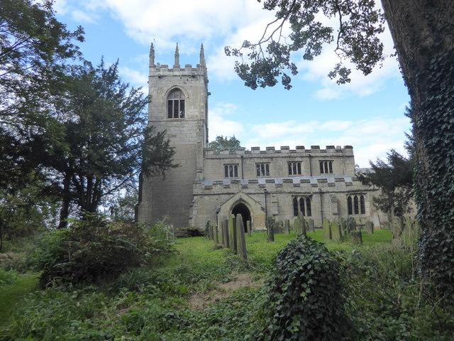 St Mary Magdalen Church, Walkeringham