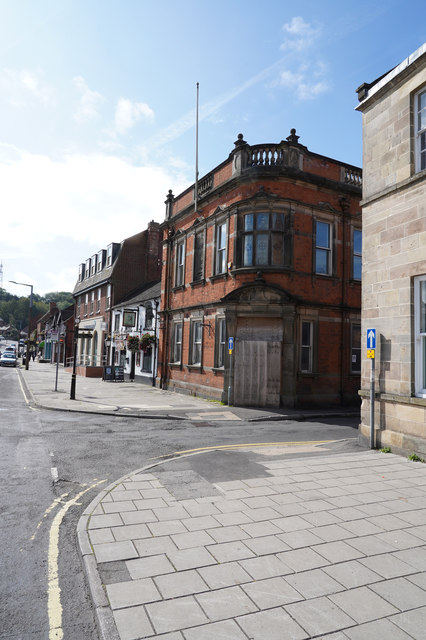 Former Ashbourne Council Offices