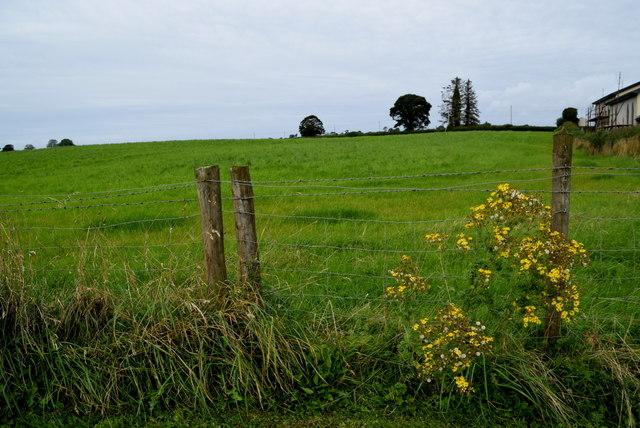 Beragh countryside