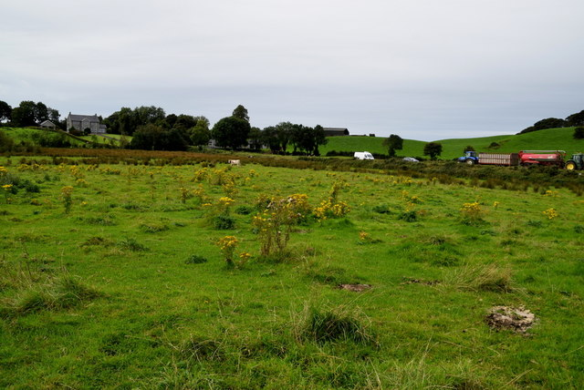 Beragh Townland