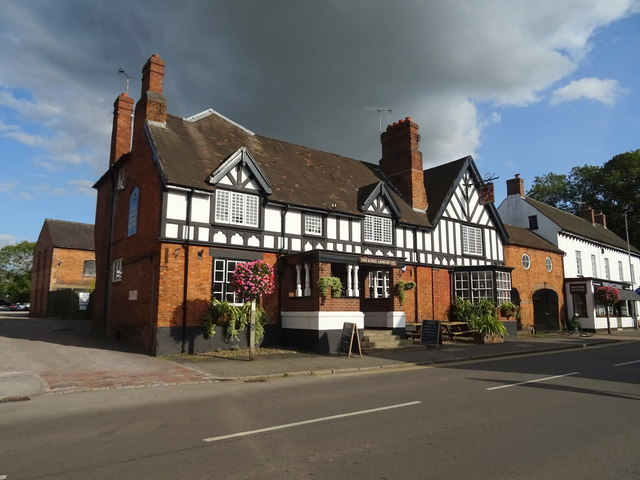 The Kings Arms, Eccleshall