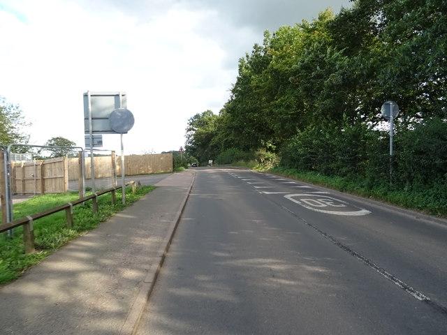 Stafford Road (A5013)