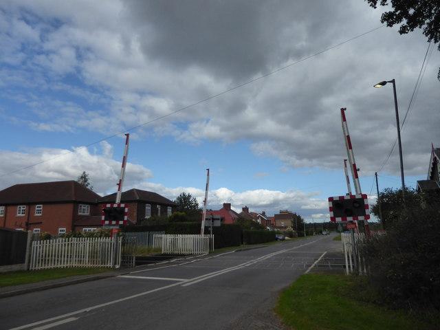Beckingham Level Crossing