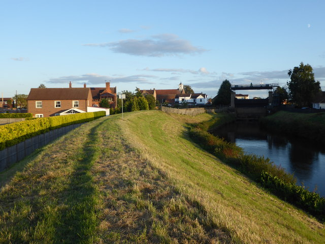 River Idle at West Stockwith