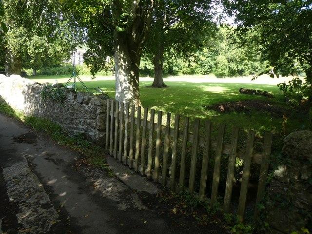 Granite clapper footbridge, Wrayland, Lustleigh