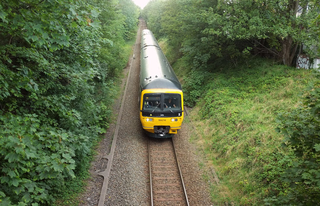 Train, Redland