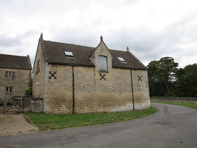 Outbuilding at Church Farm, Clipsham