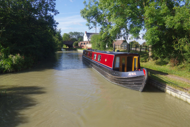 Oxford Canal, Napton on the Hill
