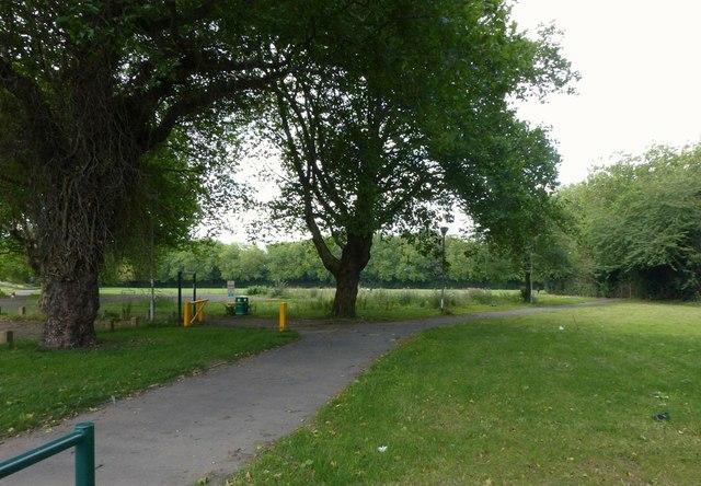 Black Patch Park, Smethwick by Alan Murray-Rust