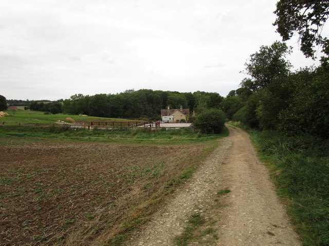 Bridleway from Pickworth