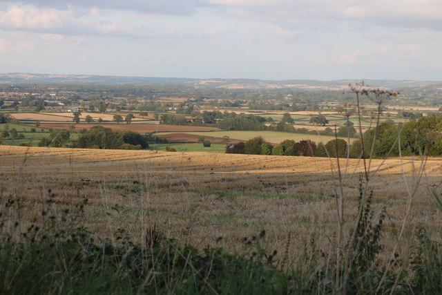 View in Longborough