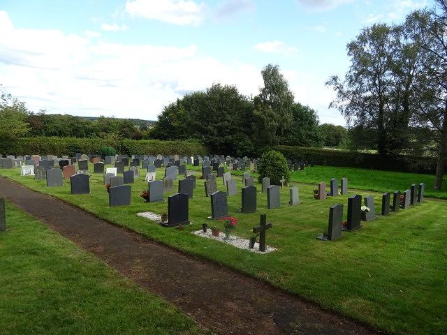 Cemetery, Cheswardine