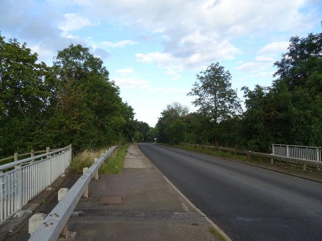 Aston Bank towards Doxey
