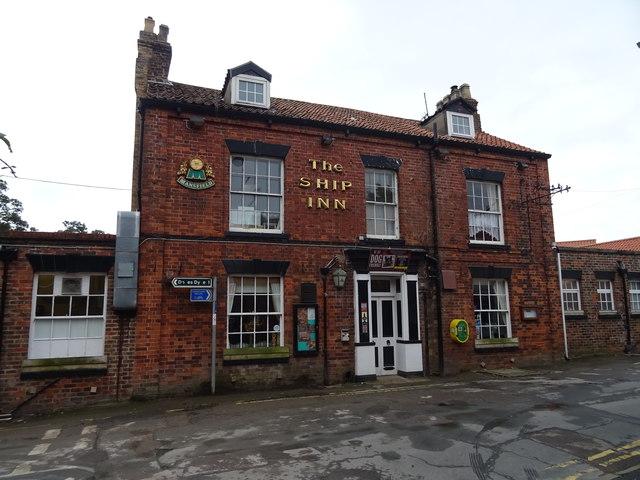 The Ship Inn, Sewerby 2019