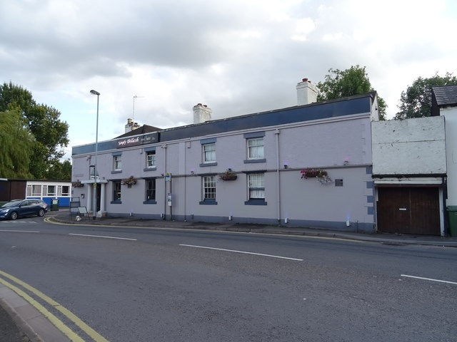 Indian restaurant on Doxey Road