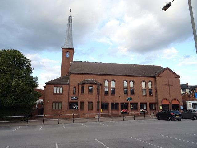 Trinity Church, Stafford