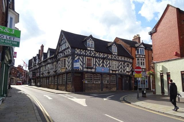 Shropshire Street, Market Drayton