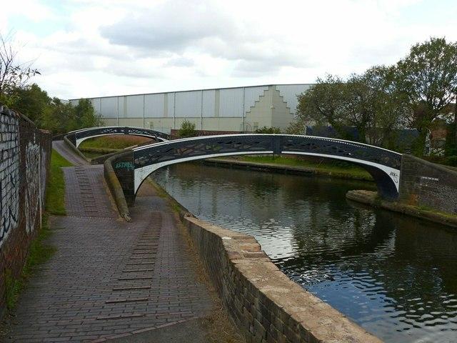 Smethwick Junction, Birmingham Canal