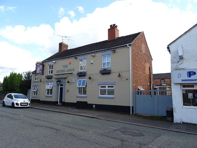 The Joiners Arms, Market Drayton