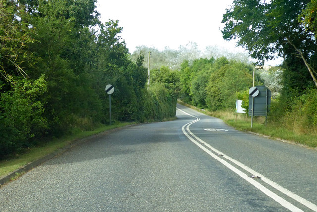 Leaving Tedburn St Mary on Westwater Hill