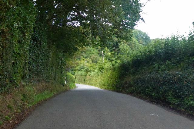 Lane, Dunchideock