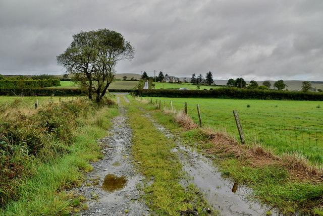 Lane, Glencordial
