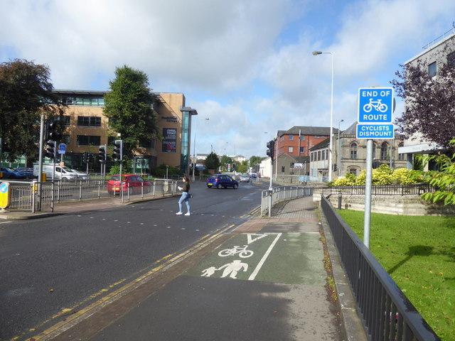 Drumragh Avenue, Omagh