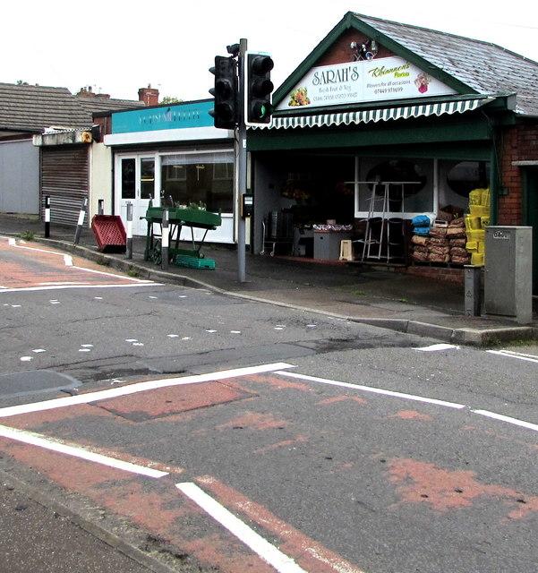 Sarah's and Rhiannon's, Park Crescent, Barry