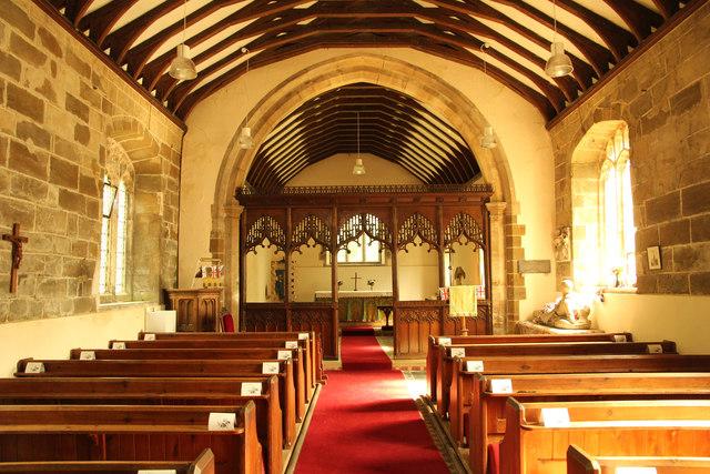 St.Leonard's nave