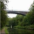 SP0189 : Galton Bridge, Smethwick by Alan Murray-Rust
