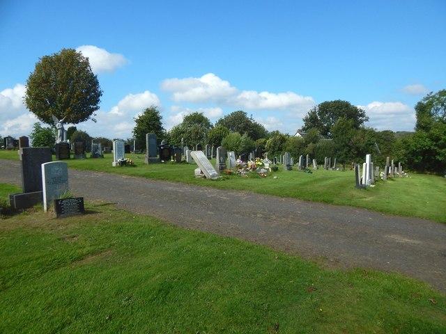 St Conval's RC Cemetery
