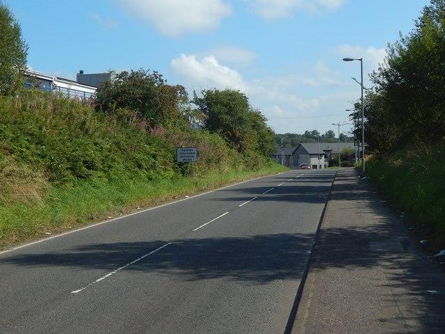 Blackbyres Road