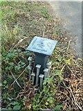 SP0189 : West Bromwich Way waymark by Alan Murray-Rust