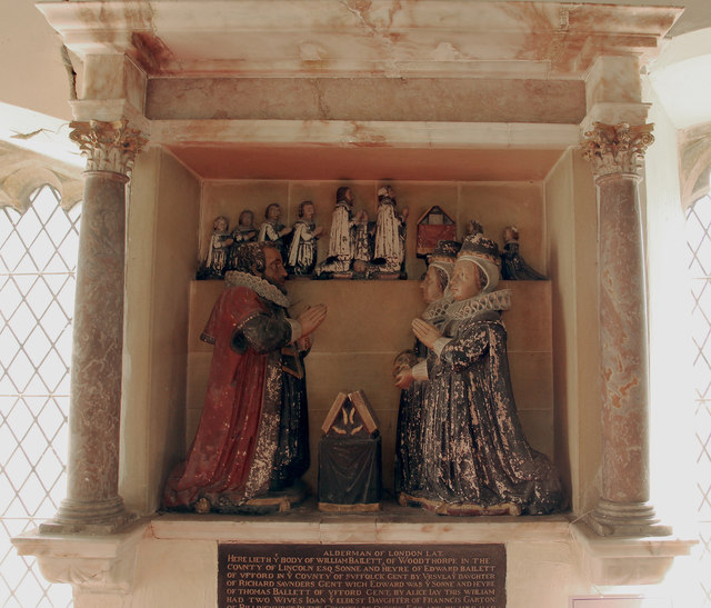 William Ballett memorial